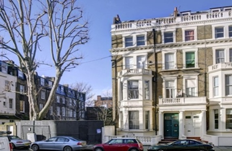 Earls Court freehold plot without planning: a rare commodity
