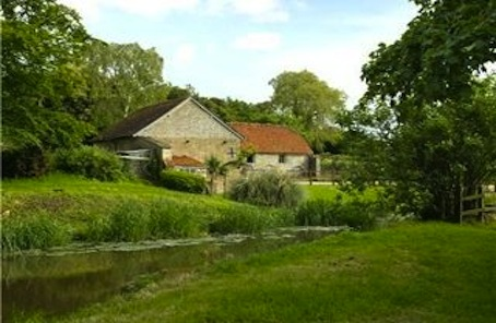 There's something about this 1,000 year old Listed Dorset mill