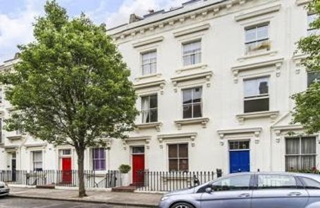 Is this first floor Pimlico studio apartment a one bedroom in disguise?