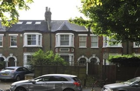 Classic unmodernised house as close to Chelsea as Battersea permits