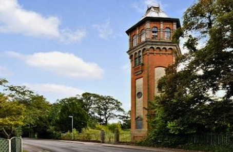 Have Designs on a water tower? Better make them Grand