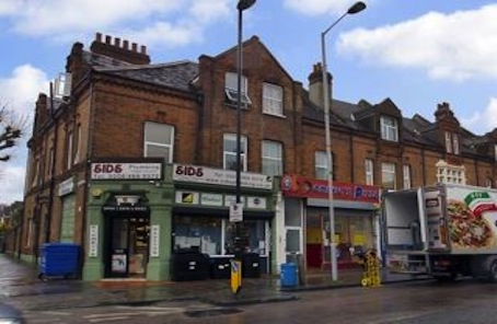 Brockley retail buy-to-let apartment has yield written all over it