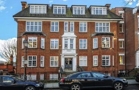 Make a Pilgrimage this Saturday to promising Hampstead mansion flat