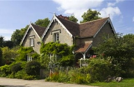 Bowled over by this Kentish cottage? Buy the cricket pitch and farm too