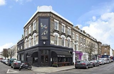 Avoid crowds and add cocktail party space in Portobello Road