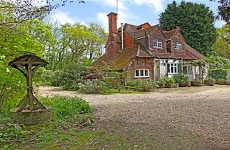 17th century West Surrey home offers perfect level of potential