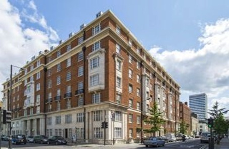 By George, this Marylebone mansion flat is right up my street